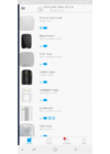 AJAX Keypad vezeték nélküli érintésvezérelt billentyűzet, LED visszajelzés. Fekete szín.
