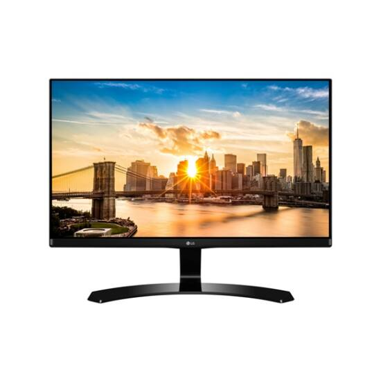 "LG Monitor 23"" - 23MP68VQ-P (AH-IPS; 16:9; 1920x1080; 5ms; 5M:1; 250cd; HDMI; DVI; Dsub)"