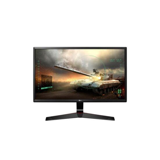 """LG Monitor 27"""" Gamer - 27MP59G-P (IPS; 16:9; 1920x1080; <1ms; 250cd; HDMIx2; DP; sRBG99%)"""
