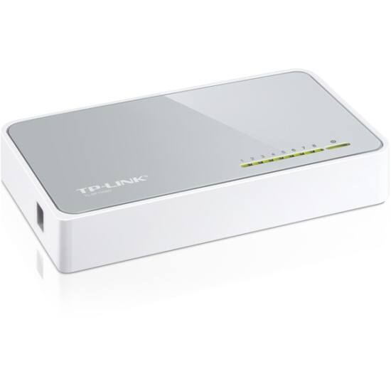 TP-Link TL-SF1008D Switch (10/100Mbps, 8 port)