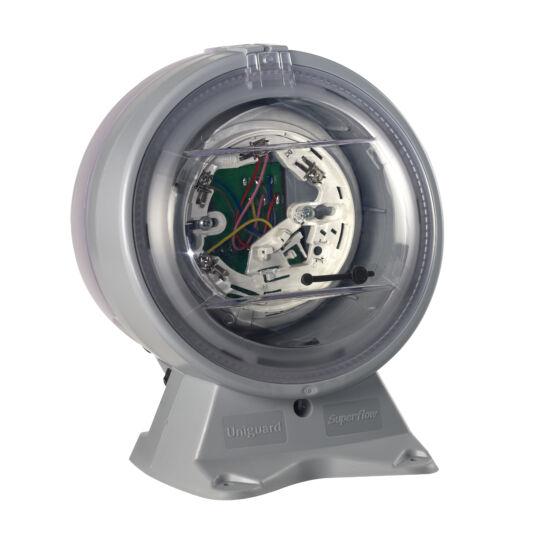 DPK4 Légcsatorna érzékelőház 5B aljzattal (DSC/FireClass érzékelőkhöz)