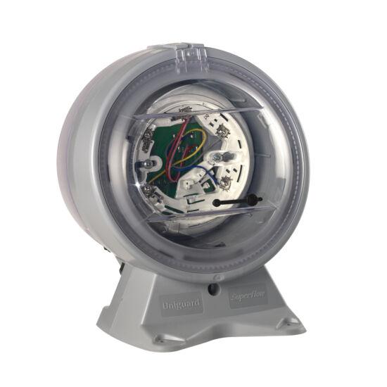 DPK4 Légcsatorna érzékelőház 5B-I izolátoros aljzattal (DSC/FireClass érzékelőkhöz)
