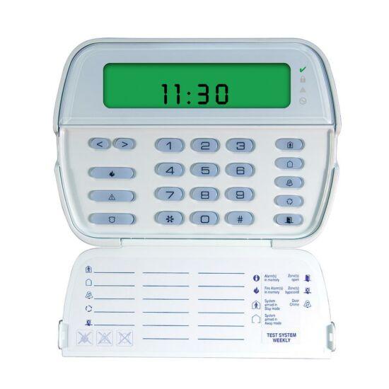DSC 5501 Ikonos LCD kezelő