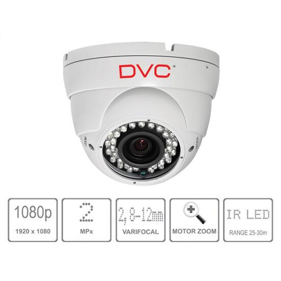DVC DCA-VV5242A AHD 2.0, 1080p dome kamera