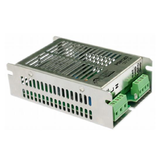 Promel PSW1203 Tápegység és akkumulátor töltő 13.8V/3.5A
