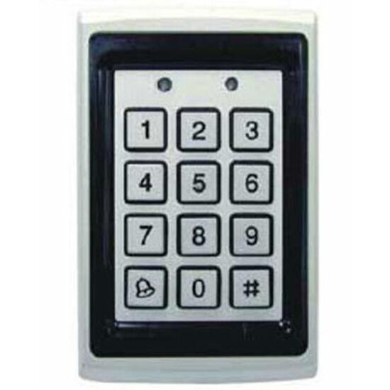 Billentyűzet vagy önálló beléptető terminál proxy és PIN használatra