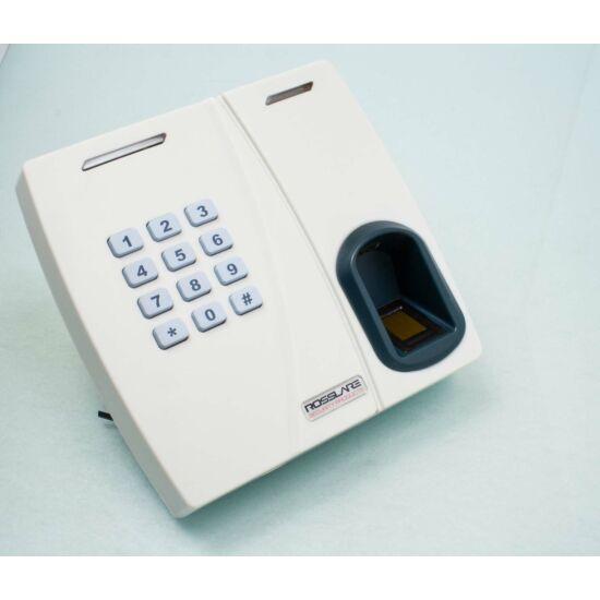 Ujjlenyomat-olvasóval kombinált átalakítható PIN/Prox olvasó/terminál