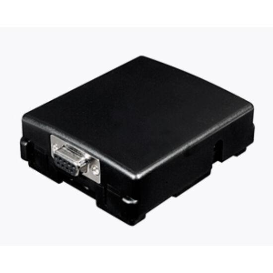 Wiegand 26 bit/RS232 átalakító közvetlenül PC csatlakoztatásához