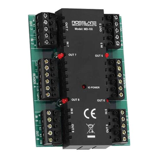 Bővítő modul 4 proximity olvasó illesztéséhez RLR-AC-425 és -425IP terminálokba