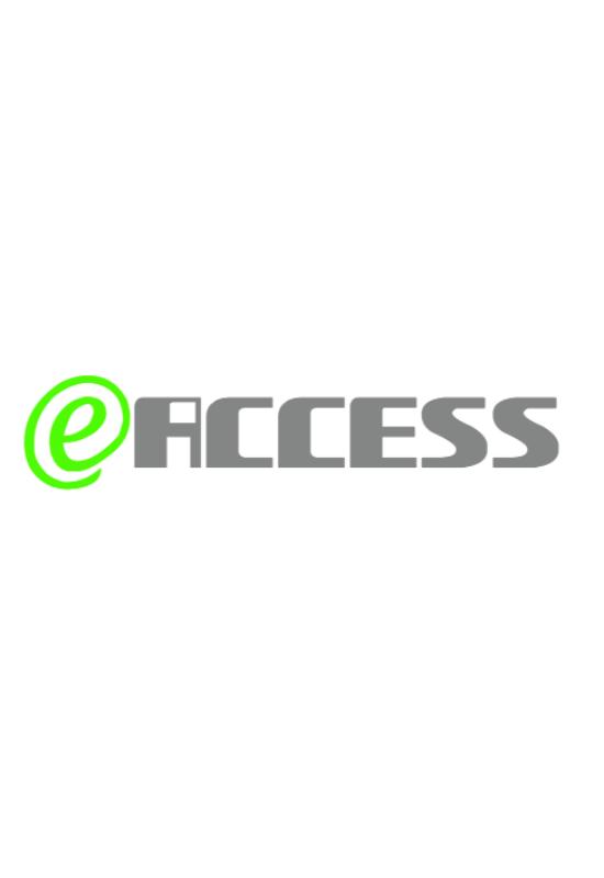 eACCESS Mifare és vonalkódolvasó RS-485 vezérlővel