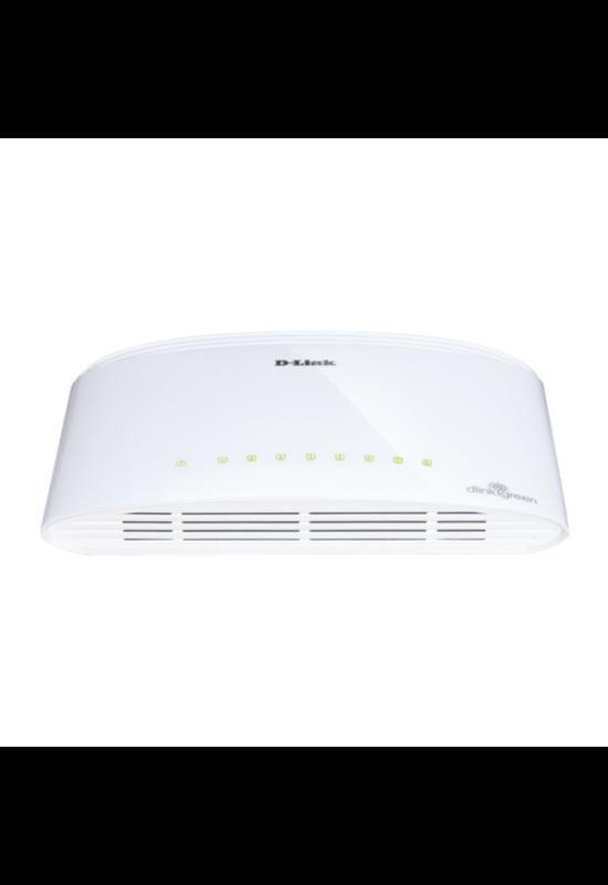 D-Link Gigabit Desktop Switch - DGS-1005D (10/100/1000 Mbps, 5 port)