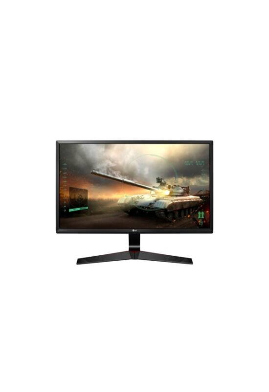 "LG Monitor 24"" Gamer - 24MP59G-P (IPS; 16:9; 1920x1080; <1ms; 250cd; HDMIx2; DP; sRBG99%)"