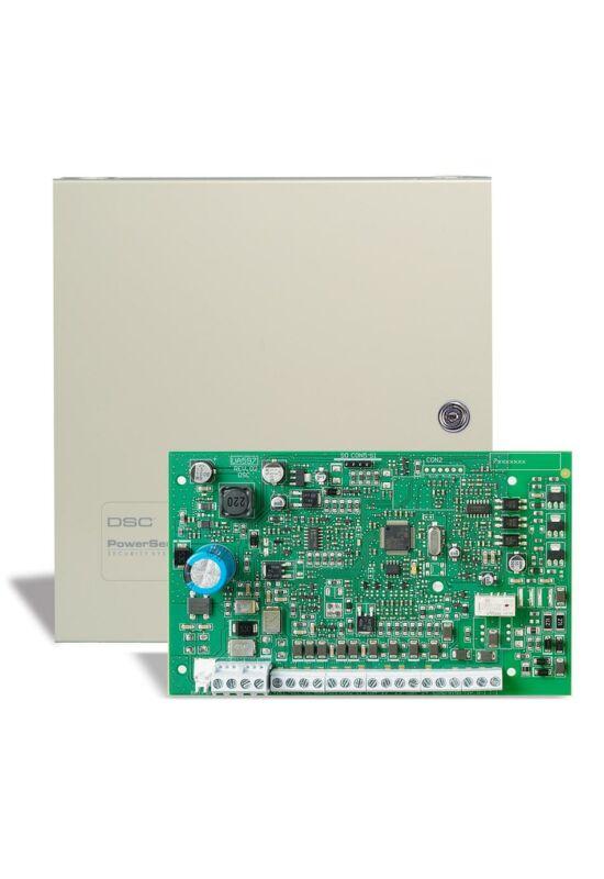 DSC PC1404, 4-8 zónás központ