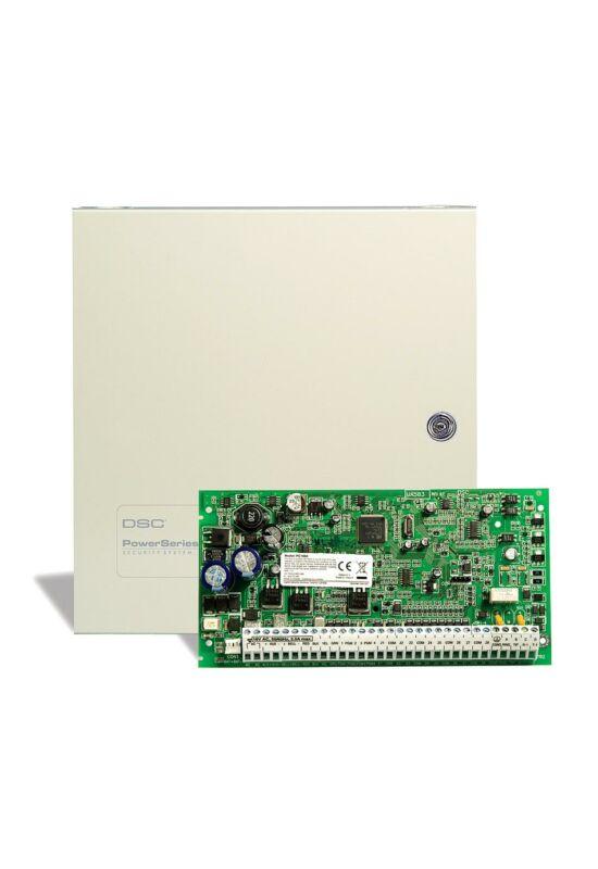 DSC PC1864, 8-64 zónás központ