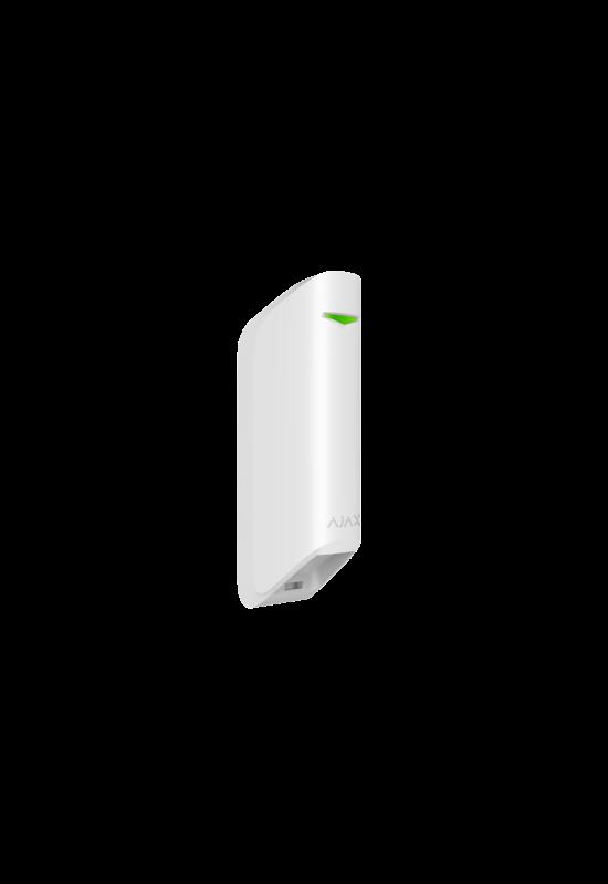 AJAX MotionProtect Curtain - Vezeték nélküli függöny mozgásérzékelő