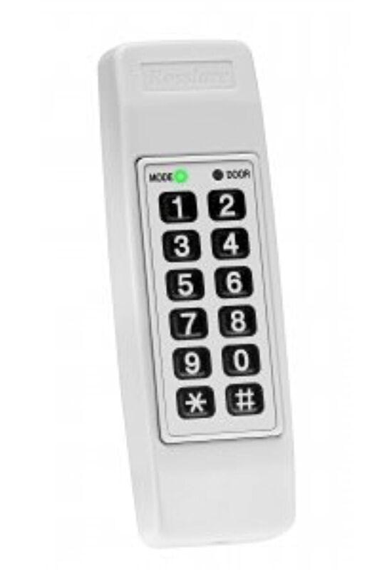 Beltéri önálló PIN/Proxy vezérlő