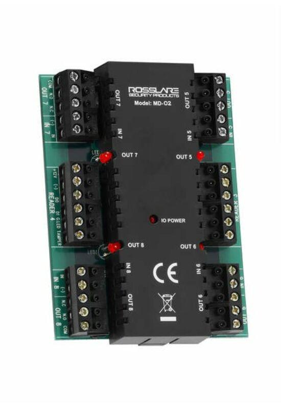 Kártyaolvasó bővítő egység RLR-AC225-be 2 olvasó illesztéséhez