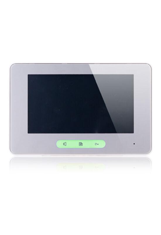 """V-TEK 7"""" TFT - érintőképernyős beltéri monitor egység"""