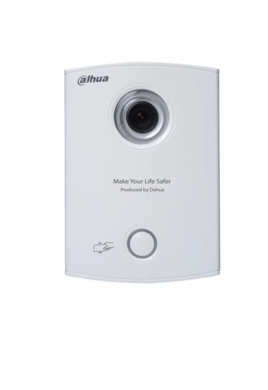 Video kültéri, műanyag, HD kamerával, fehér