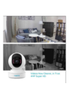 Reolink E1 Pro - IP PT mozgatható WIFI-s kamera 4Mpx