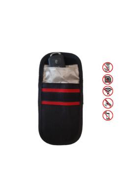 Autókulcs jel blokkoló - Faraday Bag