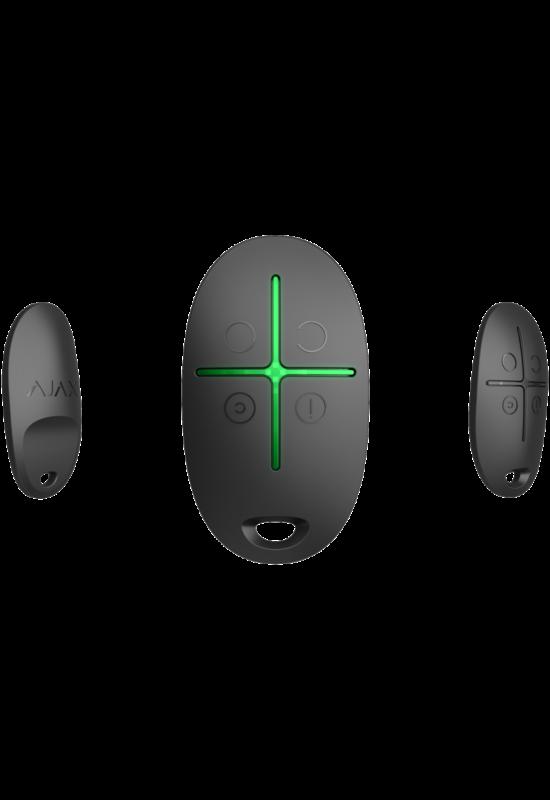 AJAX SpaceControl BL - Távirányító, 4 funkció gombbal