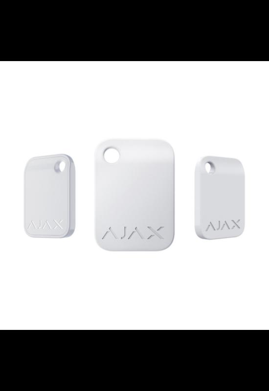 AJAX Tag - Titkosított érintés nélküli kulcstartó, kezelőhöz (3db/csom)