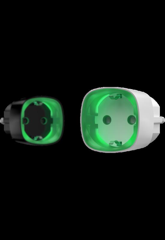 AJAX Socket BL - Intelligens dugalj, energiafigyelővel