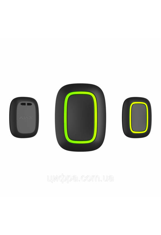 AJAX Button BL - Vezérlő és pánik gomb