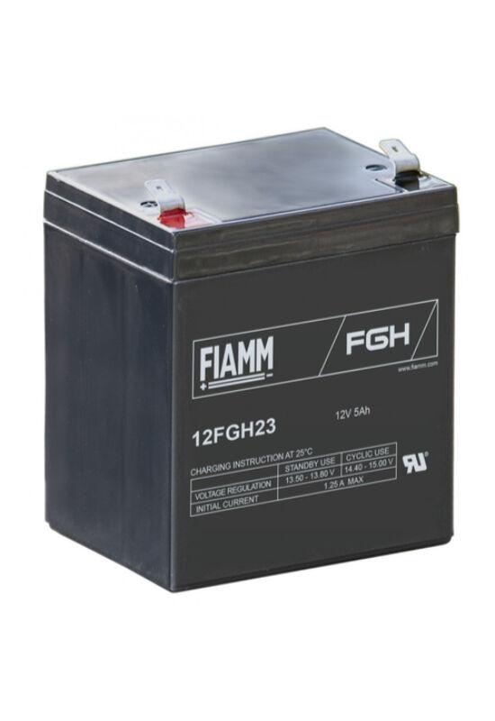 12FGH23 Fiamm 12V 5Ah akkumulátor
