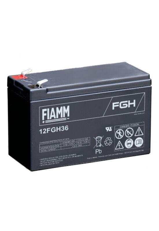 12FGH36 Fiamm 12V 9Ah akkumulátor