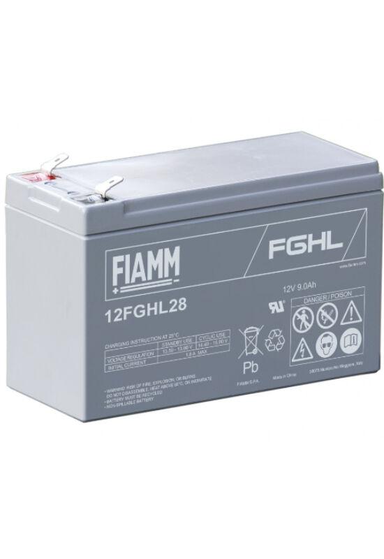 12FGHL28 Fiamm 12V 7,2Ah akkumulátor