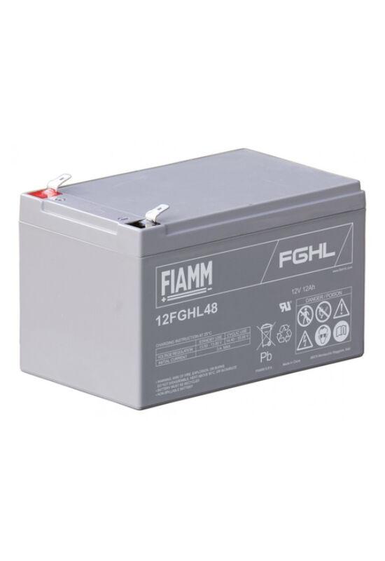 12FGHL48 Fiamm 12V 12Ah akkumulátor