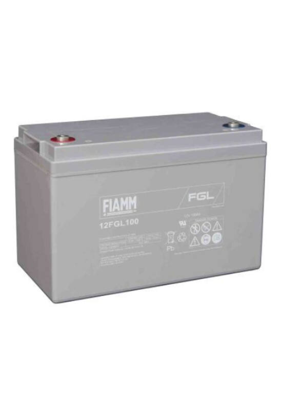 12FGL100 Fiamm 12V 100Ah akkumulátor