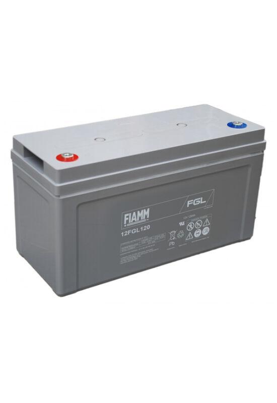 12FGL120 Fiamm 12V 120Ah akkumulátor