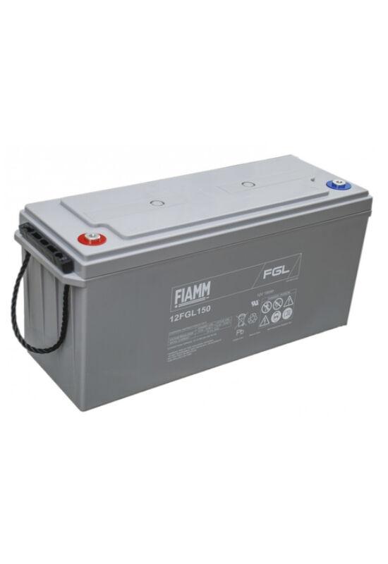 12FGL150 Fiamm 12V 150Ah akkumulátor