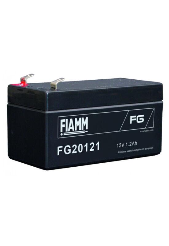 FG20121A Fiamm 12V 1,2Ah akkumulátor