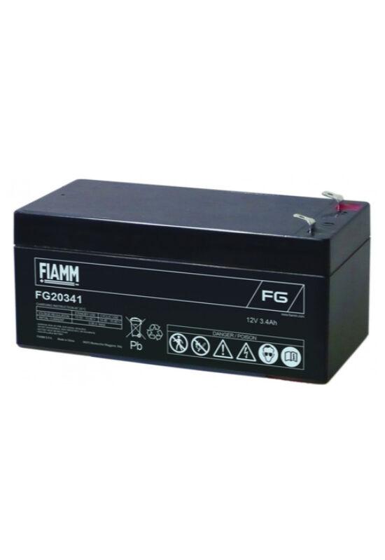 FG20341 Fiamm 12V 3,4Ah akkumulátor