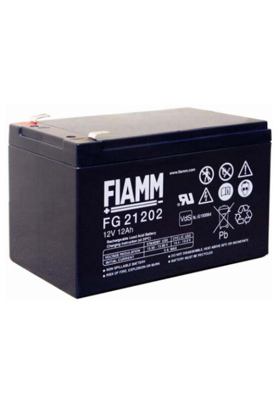 FG21202 Fiamm 12V 12Ah akkumulátor