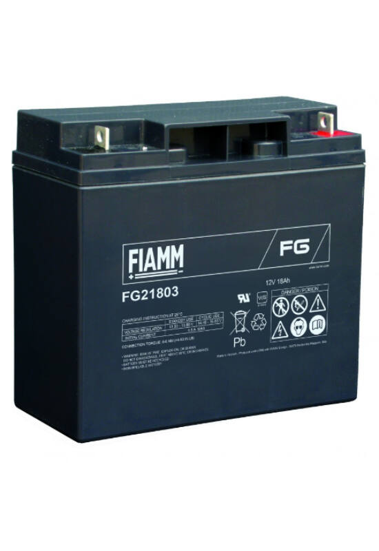 FG21803 Fiamm 12V 18Ah akkumulátor