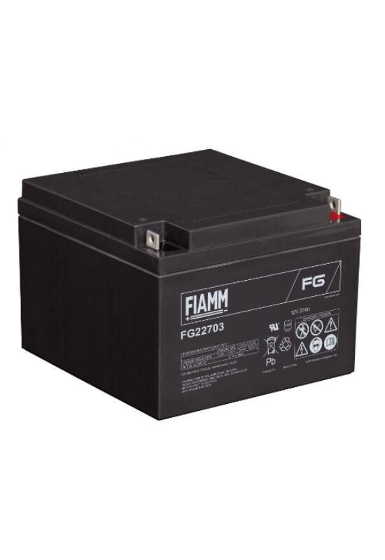 FG22703 Fiamm 12V 27Ah akkumulátor