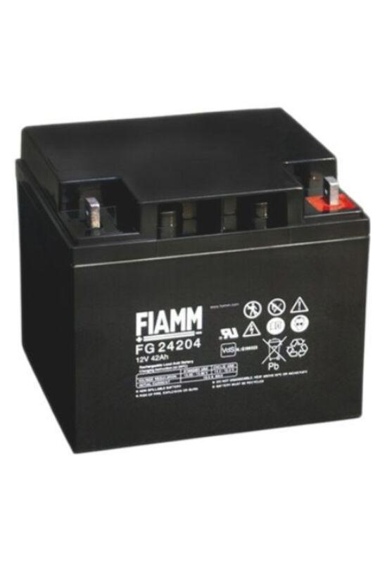 FG24204 Fiamm 12V 42Ah akkumulátor