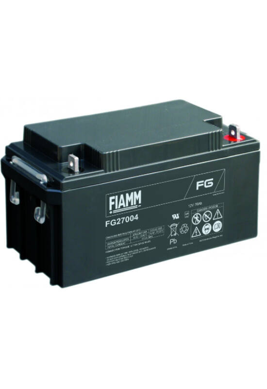 FG27004 Fiamm 12V 70Ah akkumulátor