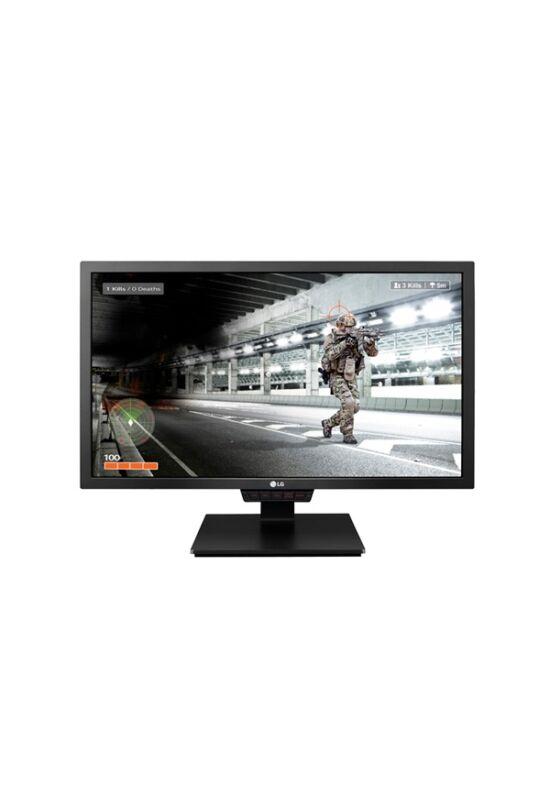 """LG Monitor 24"""" Gamer - 24GM79G-B (TN; 144Hz; 16:9; 1920x1080; <1ms; 350cd; USB3.0 x2; HDMIx2; DP; Pivot)"""