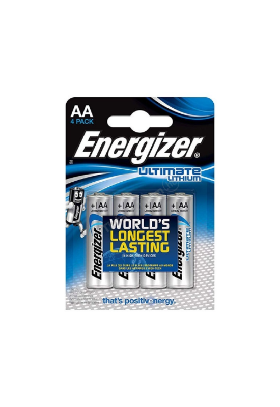 Energizer Ultimate Lithium AAA elem