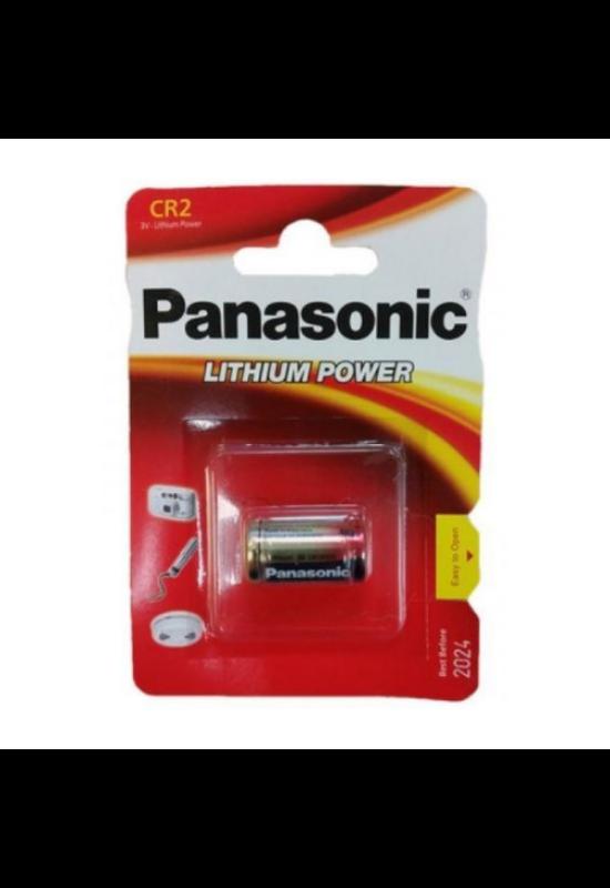 Panasonic CR2 3V Lithium elem