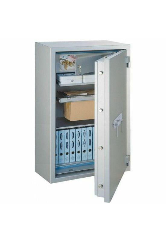 MegaPaper-140 Premium tűzálló páncélszekrény kulcsos, kombinációs, vagy elektronikus zárral