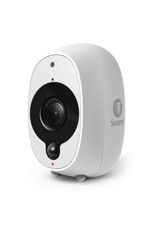 HD 2.1 MegaPixeles Wifi Akkumlátoros inteligens IP Kamera és 7 napos ingyenes Swann Cloud 5GB videó tárhelyel.
