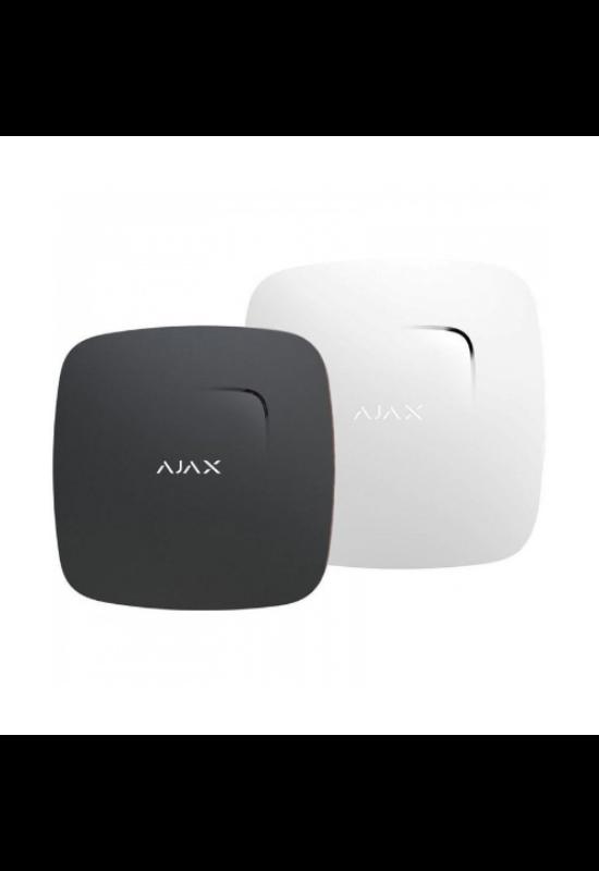 AJAX FireProtect Plus - Füst/CO érzékelő, hőmérséklet szenzorral, beépített szirénával