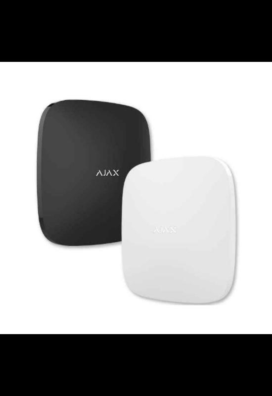 AJAX Hub PLUS - Riasztóközpont (150 eszköz kezelése)